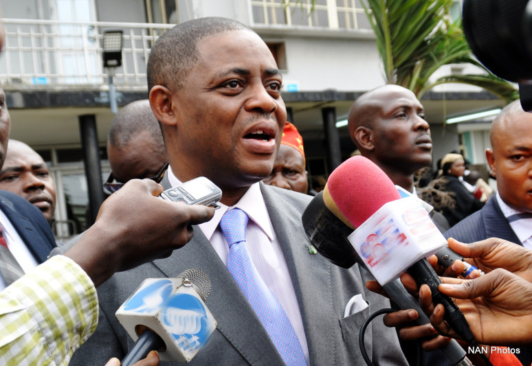 Image result for Femi Fani-Kayode Ask On PDP, Atiku To Form A Parallel Government