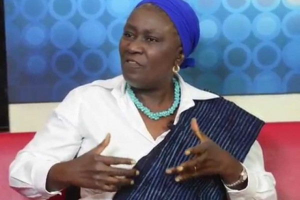 Image result for Remi Sonaiya declares presidential ambition