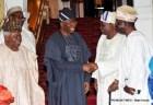 Yoruba elders visit GEJ2