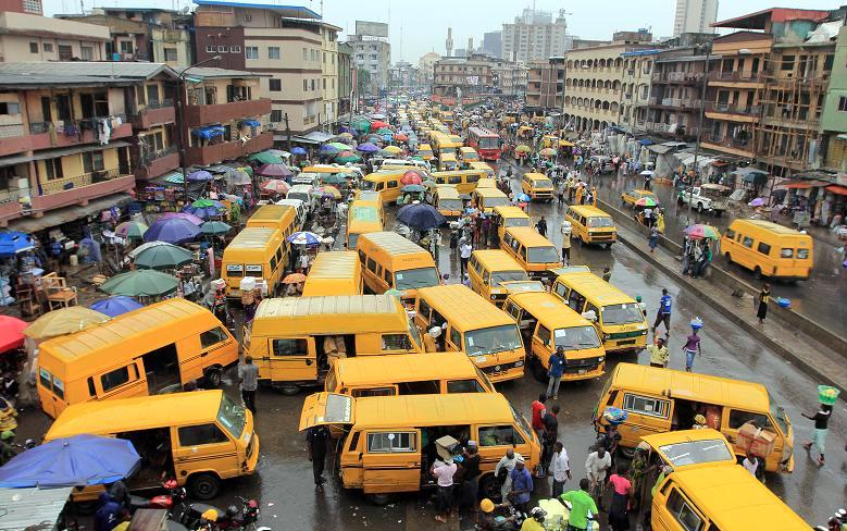 Lagos (Photo credit: The Times UK)