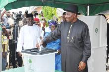 Jonathan voting