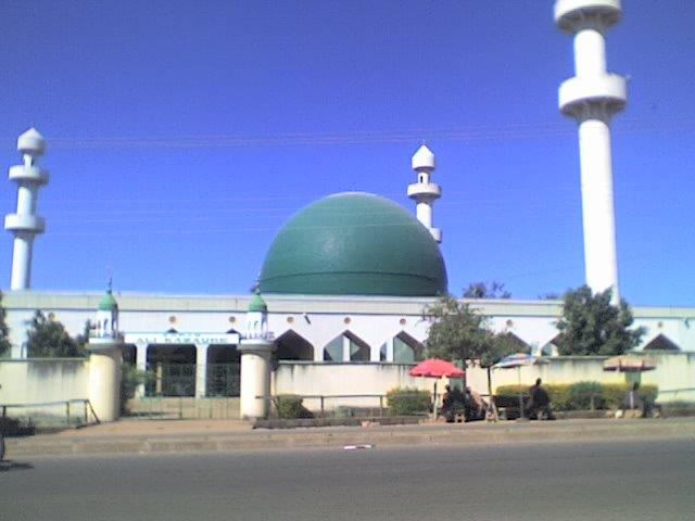 Jos central mosque