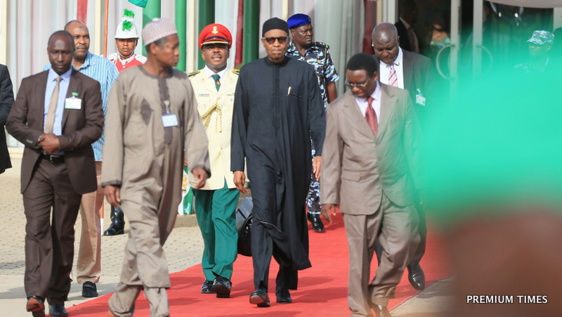 4-Buhari attend AU summit 13June2015 3A. AQ4V6182