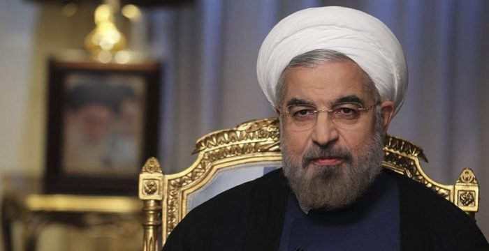 Iran President, Hassan Rowhani