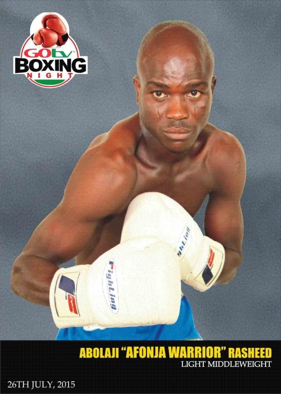 ABOLAJI Boxer