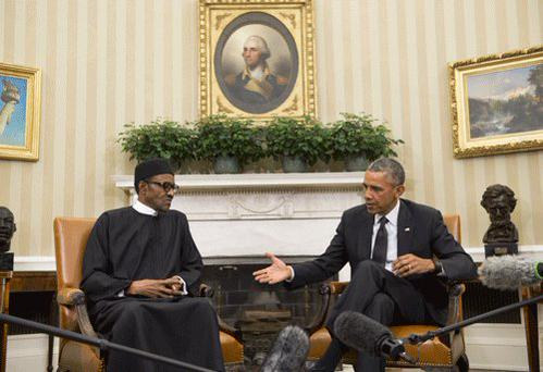 Buhari meets Obama2