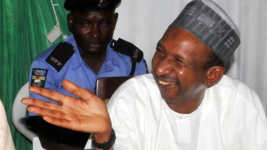Nuhu Gidado resigned as Deputy Governor of Bauchi State