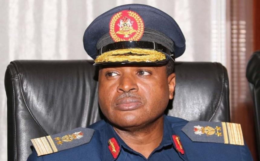 Chief of Air Staff, Sadique Abubakar