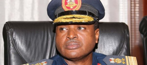 Chief of Air Staff, Sadique Abubakar