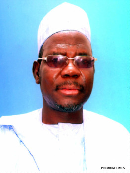 Muhammad Bello, new VC of Bayero University, Kano.