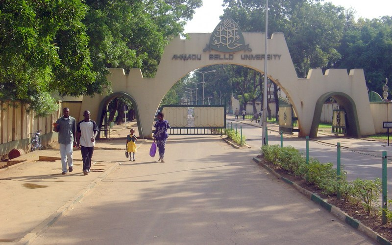 Ahmadu Bello University; Photo; Channels