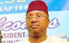 Governor Mohammed Bindow