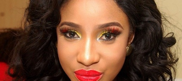 Nollywood actress, Tonto Dikeh.
