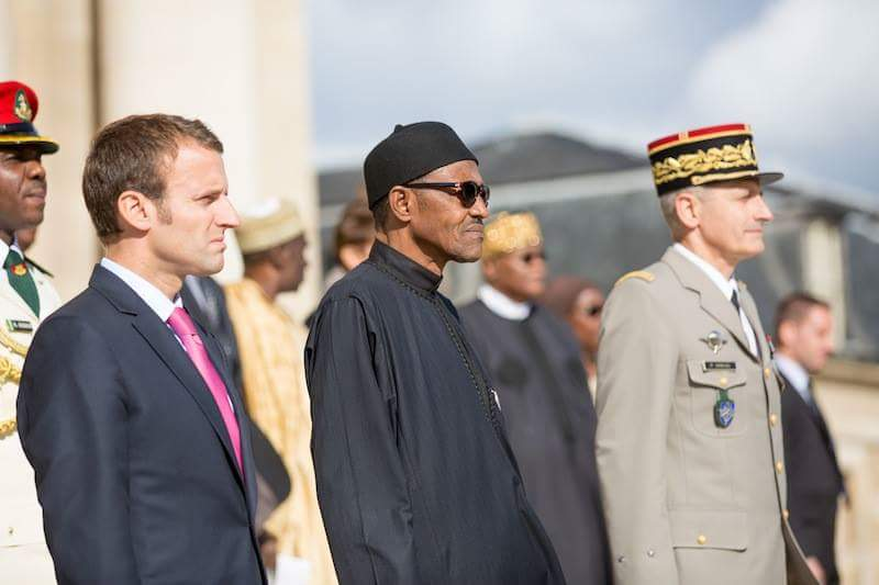 Buhari in France-WA0025