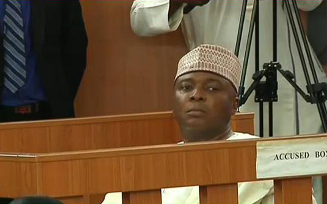 Alleged false asset declaration: Saraki to appear before CCT today