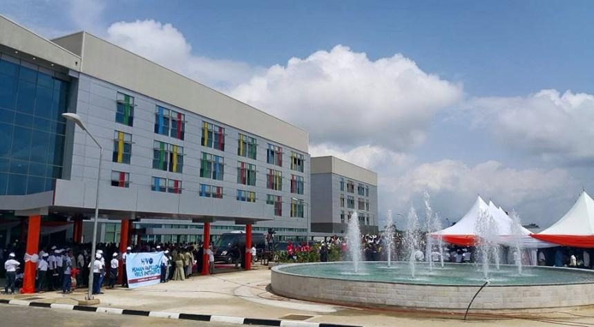 The Uyo hospital