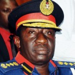 Commandant-General of the Nigeria Security and Civil Defence Corps, NSCDC, Abdullahi Gana