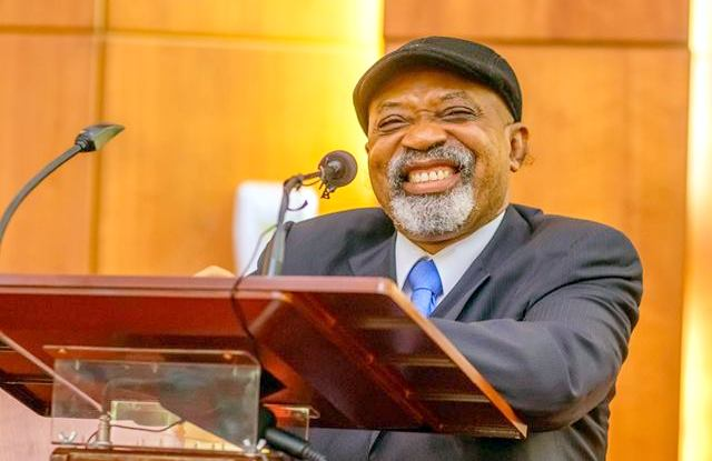 Senator Chris Ngige at the Ministerial screening
