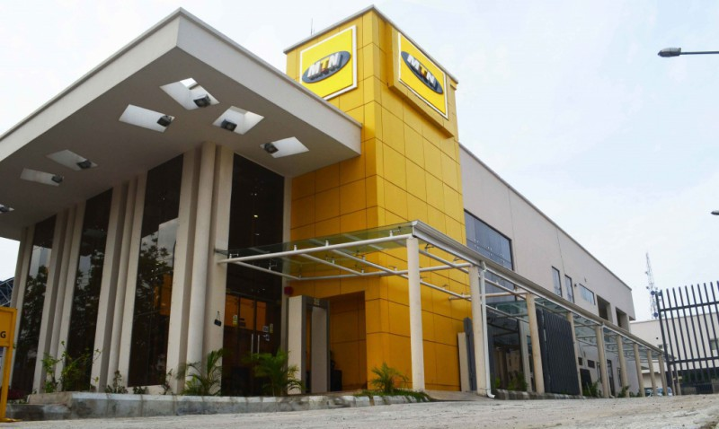 MTN Nigeria office