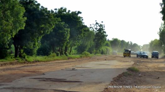 Mubi-Yola highway