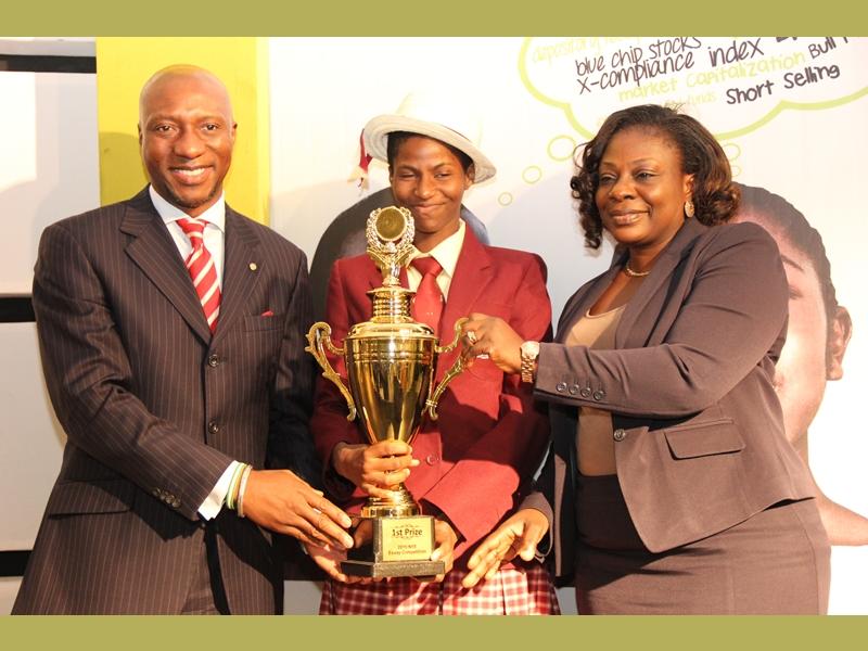 winner of nigeria stock exchange essay competition emerges