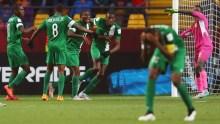 Nigeria Eaglets-champion