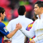 Ronaldo and Messi Photo: EssentiallySports