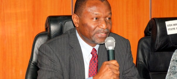 Minister of Budget and National Planning Senator Udoma Udo Udoma