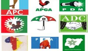 Political parties in Nigeria (Photo: Herald Nigeria)