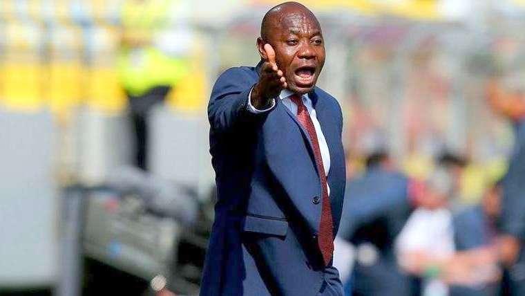 Coach Emmanuel Amuneke Photo: Pulse.ng