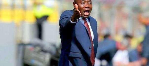Coach Emmanuel Amuneke (Photo: Pulse.ng)
