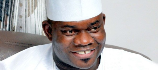 KOGI GOVERNOR-ELECT YAHAYA BELLO