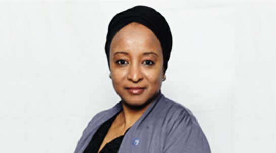 The Senior Adviser to President Buhari on Social Investments (NSIP), Mariam Uwais