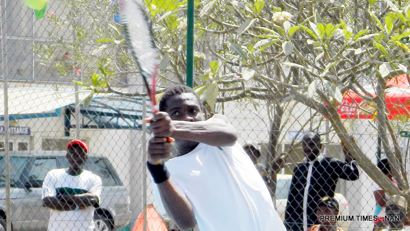 PIC. 21. 2016 AFRICAN JUNIOR TENNIS CHAMPIONSHIP IN ABUJA