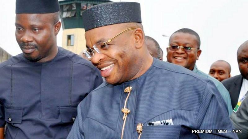Akwa Ibom State Governor,  Udom Emmanuel