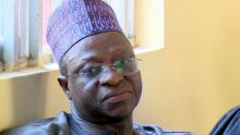 Former Governor of Plateau state, Joshua Dariye.