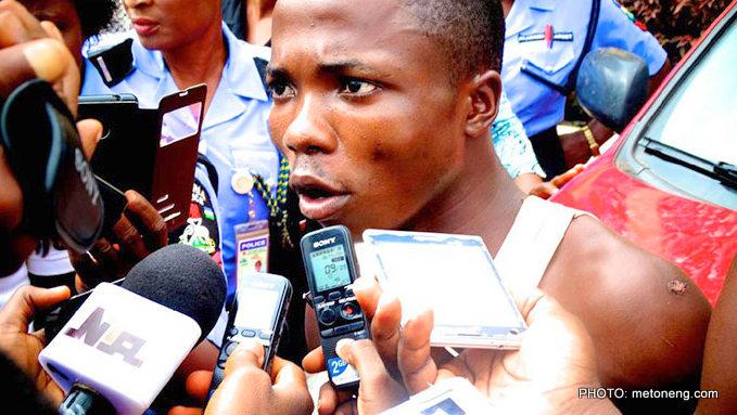 One of the killers of Prof. Albert Ilemobade