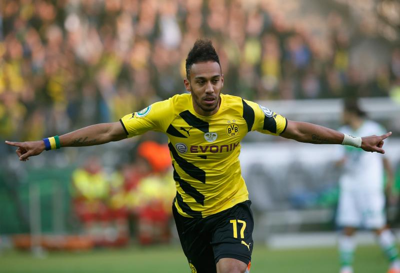 Pierre-Emerick Aubameyang Photo: TalkSports
