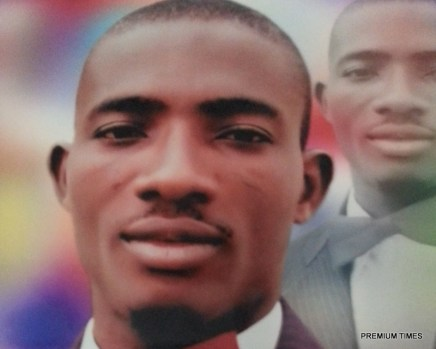 Late Elechukwu_one of the victims