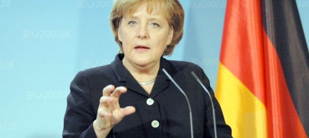 Germany Chancellor, Angela Merkel