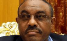 Prime Minister Hailemariam   Photo: AllAfrica
