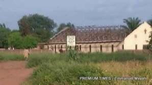 Agatu burnt houses