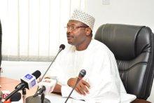 INEC chairman, Prof. Mahmood Yakubu