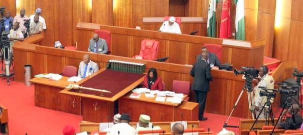 Image result for Senate, Reps agree on adjusted sequence of elections