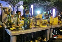 A beer parlour used to illustrate the story []Photo: happenings.com.ng