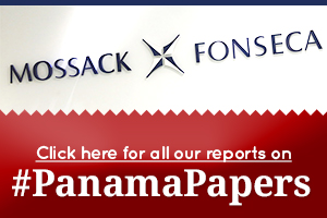 #PanamaPapers