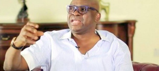 Ayodele Fayose, Ekiti State Governor Photo:Pulse.ng