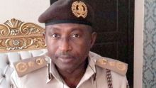 Mohammed Babandede, New Comptroller General of the Nigeria Immigration Service Photo: DailyPost