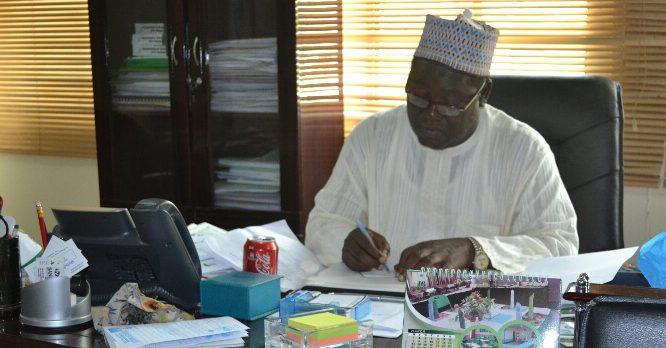 Professor Ibrahim Umar Abubakar