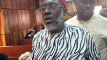 Former spokesperson of the Peoples Democratic, Olisah Metuh.